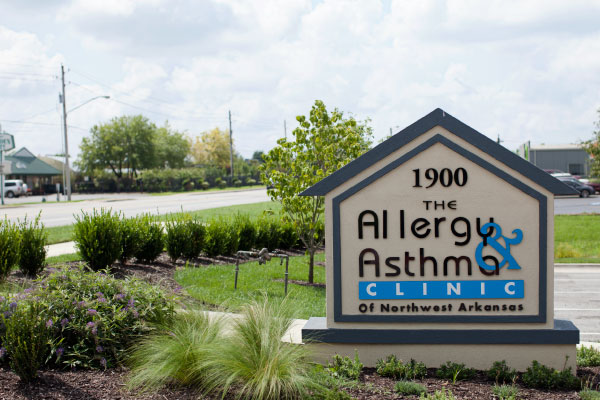 allergy center of nwa